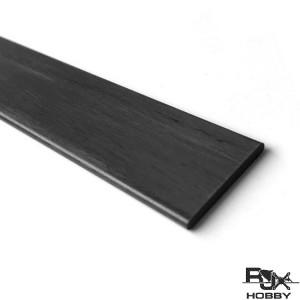 RJX 1pcs Carbon Fiber Strip Length 1000mm