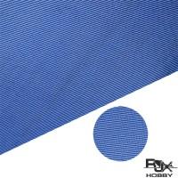 RJXHOBBY 3K 100% Full Carbon Fiber Sheet 500x400x1.0-5.0mm(Cross grain,  Glossy Surface)