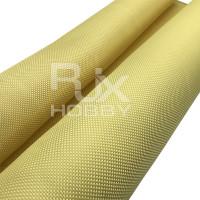 RJXHOBBY 200g Plain Weave Aramid Fiber Cloth Kevlar Fabric Cloth