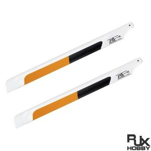 RJX Orange 325mm Premium CF Blades-FBL Version