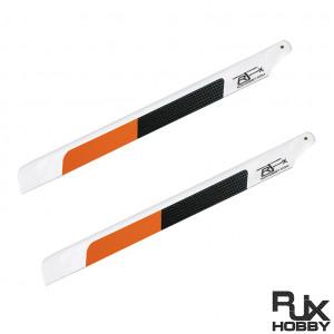RJX  325mm Premium CF Blades-FBL Version