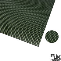 RJX 100% full 3K Colored Carbon Fiber Sheet 500x400x0.5-10mm